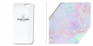 Velvet Caviar ヴェルヴェット キャビア iPhone8 iPhone7 7Plus 6s ケース スマホ iPhoneケース アイフォン ベルベット 10/3 追加入荷