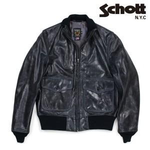 Schott ショット ライダースジャケット ジャケット レザージャケット メンズ RIDERS JACKET ブラック 682 12/26 新入荷