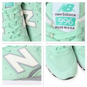 ニューバランス 996 メンズ new balance スニーカー M996CPS Dワイズ MADE IN USA 靴 ターコイズ