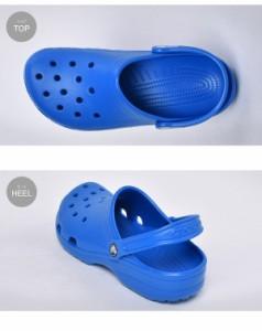 crocs classic cayman クロックス クラシック(ケイマン)海外 正規品 サンダル 靴 くろっくすメンズ兼レディース(1239-0001)
