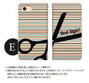 スマホケース 全機種対応 手帳型 Disney Mobile DM016SH スマホカバー 手帳 かわいい シンプル ユニーク チェック