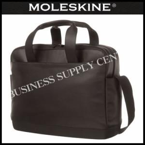 【送料無料】MOLESKINE(モレスキン) クラシック ユーティリティバッグ レザーエディション ブラック ET54UTBK(894325)
