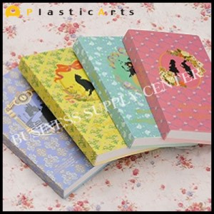 【メール便可能】PlasticArts 童話ノート NTD-001/NTD-002/NTD-003/NTD-004