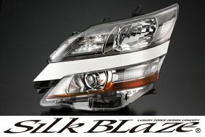 SilkBlaze シルクブレイズ 【ヴェルファイア 前期】 アイラインフィルム Ver.2