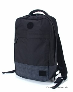 ニクソン バッグ NIXON バックパック Beacons (ビーコンズ) ブラック/ブラックウォッシュ NC21901627-00