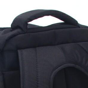 ニクソン バッグ NIXON バックパック Del Mar (デル・マー) ブラック/ブラックウォッシュ NC24631627-00