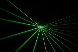 ステージライト LS-G50 レーザー ビーム 緑 グリーン GREEN 緑色 単色 スポットライト レーザーライト ライト ライティング 演出 照明 機