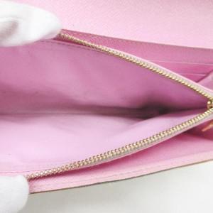 ルイヴィトン Louis Vuitton マルチ ポルトフォイユサラ 長財布【中古】