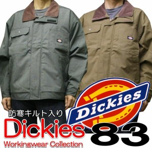 Dickies 783 ストライプ防寒ジャンパー S,M,L,LL