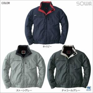 防寒服 防寒着 作業着 作業服 メンズ  防寒ブルゾン 防寒ジャンパーsw-3403
