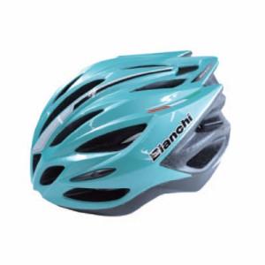 ビアンキ Tranfi(トランフィ) チェレステ ヘルメット