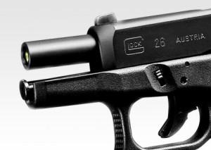 東京マルイ ガスブローバックガン グロック26 【18才以上用 ガスガン G26 GLOCK 26 グロックシリーズ最小モデル】