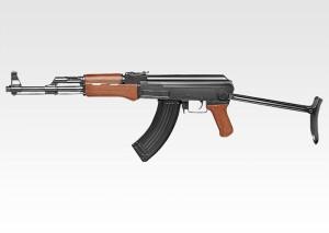 東京マルイ スタンダード電動ガン AK47S 【18才以上用 AK-47 折りたたみ式ストック】