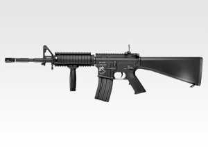 東京マルイ スタンダード電動ガン ナイツSR-16 M4カービン 【18才以上用 ナイツ・アーマメント社】