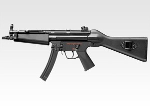 東京マルイ スタンダード電動ガン H&K MP5A4 【18才以上用 ヘッケラー&コック サブマシンガン SEALsモデル 固定ストック】