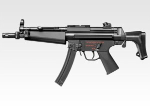東京マルイ スタンダード電動ガン H&K MP5-J 【18才以上用 Japanese Police Model 日本仕様モデル ヘッケラー&コック】
