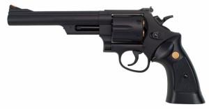 クラウンモデル No.13204 S&W M29 .44マグナム 6インチ ブラック 【18才以上用 エアリボルバー エアガン トイガン】