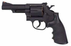 クラウンモデル No.13205 S&W M19 .357コンバットマグナム 4インチ ブラック 【18才以上用 エアリボルバー エアガン トイガン】