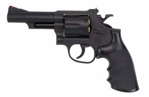 クラウンモデル No.13603 S&W M19 .357コンバットマグナム 4インチ ブラック 【10才以上用 エアリボルバー エアガン トイガン】