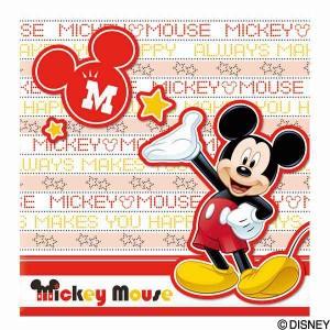ナカバヤシ ディズニーキャラクター アルバム Lサイズ ビス式 白台紙10枚 アフ-LF-120-1-1 ミッキーマウス 【Nakabayashi】