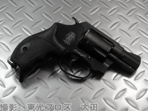 タナカワークス 発火モデルガン S&W M360J SAKURA ヘビーウェイト HW 【日本警察仕様 サクラ 回転式拳銃 リボルバー】
