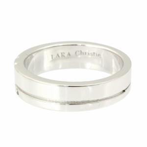 ブルガリ プレゼント 刻印 対象商品 LARA Christie ララクリスティー スモールハピネス リング あす着 メンズ ブランド 送料無料