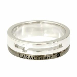 ブルガリ プレゼント LARA Christie ララクリスティー ウィッシュクロス リング あす着 メンズ ブランド 送料無料