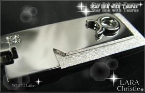 ブルガリ プレゼント LARA Christie ララクリスティー Taurus(おうし座) 星座 あす着 レディース ブランド 送料無料