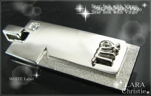 ブルガリ プレゼント LARA Christie ララクリスティー (おとめ座) 星座 あす着 レディース ブランド ホワイト 送料無料 GODIVAクッキー付