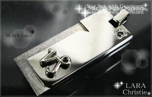 ブルガリ プレゼント LARA Christie ララクリスティー (やぎ座) 星座 あす着 メンズ ブランド 送料無料