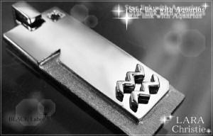ブルガリ プレゼント LARA Christie ララクリスティー (みずがめ座) 星座 あす着 メンズ ブランド  送料無料 GODIVAクッキー付