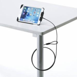 """""""サンワサプライ  【送料無料】 SL-73IPMBK iPad mini4/mini 3/mini 2/mini対応セキュリティ(ブラック) (SL73IPMBK) 【新品・税込】"""""""