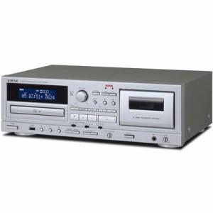 TEAC  【送料無料】 AD-850-S CDプレーヤー カセットデッキ (AD850S) 【新品・税込】