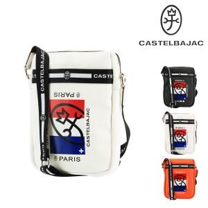 カステルバジャック ショルダーバッグ オッシュ ミニ 斜めがけ メンズ 64101 | CASTELBAJAC