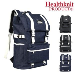 cfd4ecb399ce ヘルスニット リュック 20L メンズ HKB-1136D Healthknit PRODUCT   リュックサック バックパック デニム