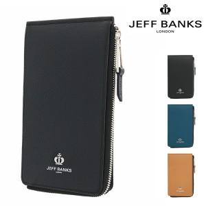 0fc6d54b018f ジェフバンクス 二つ折り財布 フューチャー メンズ レディース JBP201 JEFF BANKS | 縦型マルチケース