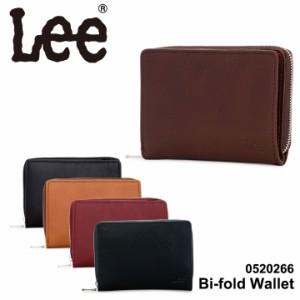 3a9b38d27ae008 Lee 二つ折り財布 メンズ レディース 0520266 リー イタリアンレザー 財布 レザー