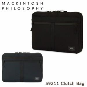 c66880155cf03 マッキントッシュフィロソフィー MACKINTOSH PHILOSOPHY クラッチバッグ 59211 トロッターバッグ2 メンズ ビジネスバッグ