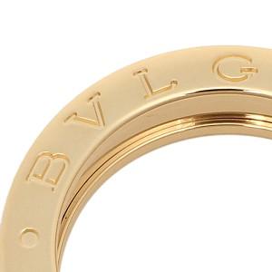 1f38b9810dff ブルガリ 指輪 メンズ レディース リング アクセサリー BVLGARI RYG1BAND AN852260 ワンバンド ビーゼロワン イエローゴールド