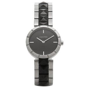 カルバンクライン 時計 CALVIN KLEIN K5T33C41 EDGE エッジ 腕時計 ウォッチ ブラック/シルバー