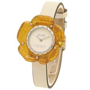 c509a716909e POINT10倍】コーチ 腕時計 レディース COACH 14503050 ホワイト オレンジ ...