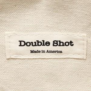 ダブルショット クラッチバッグ DOUBLE SHOT DS0016-CL-NVBK ネイビーブラック