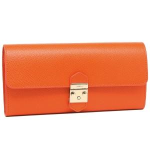 f80ff54fd0a2 フルラ 長財布 レディース FURLA 1008256 PU37 ARE LS4 オレンジ