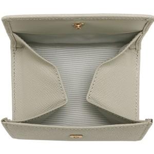 ジュリエッタヴェローナ 三つ折り財布 レディース GIULIETTAVERONA GV-104 グレー