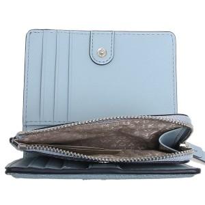 6f019e4cfaa6 ケイトスペード 折財布 アウトレット レディース KATE SPADE WLRU5294 465 ブルー