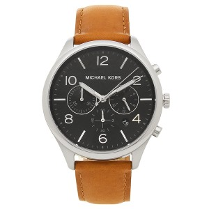 a4913a6cd184 マイケルコース 腕時計 メンズ MICHAEL KORS MK8661 ブラウン ブラック