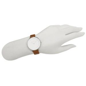 スカーゲン 腕時計 SKAGEN SKW2214 ブラウン ホワイト