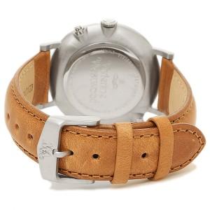 ヴィヴィアンウエストウッド メンズ腕時計 VIVIENNE WESTWOOD VV164SLTN ホワイト ゴールド ブラウン