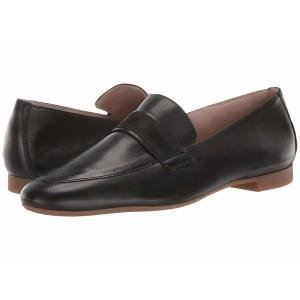 ポール・グリーン レディース サンダル シューズ Adelle Flat Black Leather
