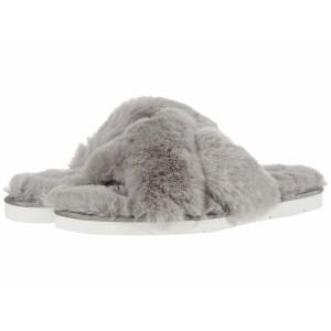 ドルチェヴィータ レディース サンダル シューズ Pillar Grey Faux Fur